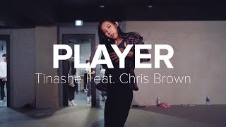 getlinkyoutube.com-Player - Tinashe feat. Chris Brown / Mina Myoung Choreography
