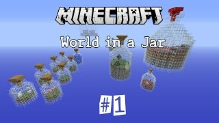 getlinkyoutube.com-Minecraft World in a Jar #1: มันอยู่ขวด