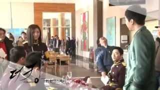 getlinkyoutube.com-Lee Seung Gi & Ha Ji Won- TK2H Official Making Drama BTS Video Part 1