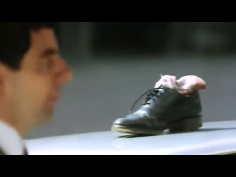 Mr. Bean - Episode 4 - Mr. Bean Goes To Town - Part 4/5