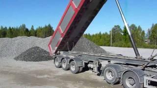 getlinkyoutube.com-Gravel race to the Railrod construction