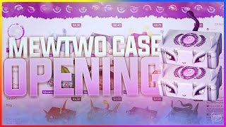 getlinkyoutube.com-DrakeMoon Case Opening: Mewtwo King + Knife Case Unboxing!