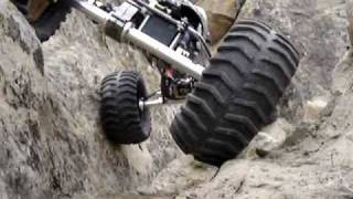 getlinkyoutube.com-70duncan's RC4WD Super Bully rock crawler done up Colorado Style