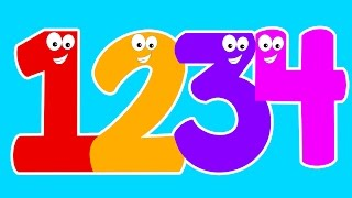 getlinkyoutube.com-Number Song | Numbers Counting 1 to 10 | Numbers