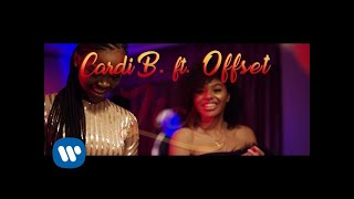 Cardi B - Lick (feat. Offset) [OFFICIAL MUSIC VIDEO]
