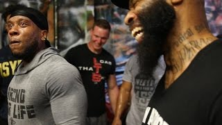 getlinkyoutube.com-Epic Deadlift Party- Hosted By: CT Fletcher (Last Man Standing)