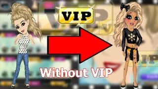 HOW TO LOOK LIKE VIP! WITHOUT VIP! MSP