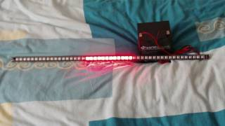 getlinkyoutube.com-Knight Rider Scanner Light LED ebay