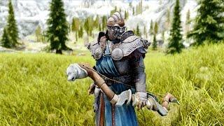 getlinkyoutube.com-The Elder Scrolls V: Skyrim | 4K UHD | Real HD RGR ENB + Mods