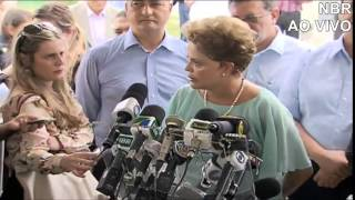getlinkyoutube.com-Presidente Dilma se irritou com repórteres na Bahia