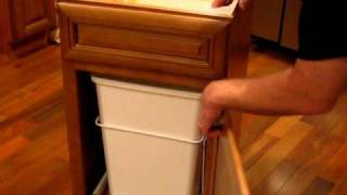 Solid Wood Maple Cabinets   Society Hill Line By Interstock Premium  Cabinetry (IPC)   YouTube