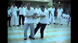 getlinkyoutube.com-Master Huang Tai Chi Chuan/ Push Hands