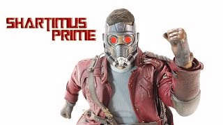 getlinkyoutube.com-Hot Toys Star Lord Guardians of the Galaxy Movie Masterpiece 1:6 Scale Collectible Action Figure Rev