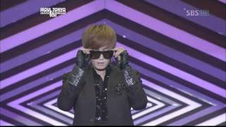 getlinkyoutube.com-Heo YoungSaeng (SS501) - Let It Go (live)