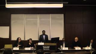 Good Governance Lecture Series - Evaluating Mayor Duggan's Year One (2-18-15)