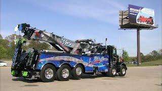 getlinkyoutube.com-Large Tow Trucks   How It's Made