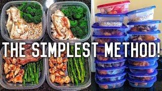 getlinkyoutube.com-Beginners Guide To Meal Prep | Step By Step Guide