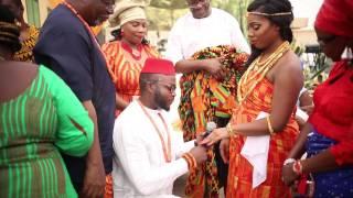 getlinkyoutube.com-Ewurasi + Nnamdi , Traditional Marriage Ceremony  , POSSIBLE-IMAGE, GHANA