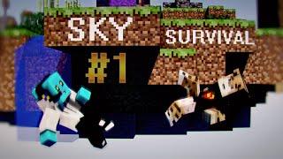 getlinkyoutube.com-Minecraft Sky Survival - Bölüm 1