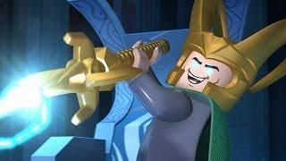 getlinkyoutube.com-Assault, Off-Asgard! Ep 5 | LEGO Marvel Maximum Overload