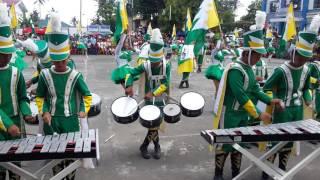 getlinkyoutube.com-Bulusan National High School Champion in 2016 Drum&Lyre Competition