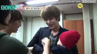 Leeteuk & SISTAR's Hello Baby eps 2 Part 3 ENGLISH SUBBED
