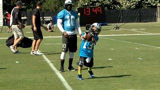 getlinkyoutube.com-Matthew McCaskill Joins the Carolina Panthers