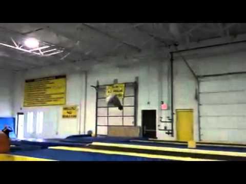 Gymnastics Win