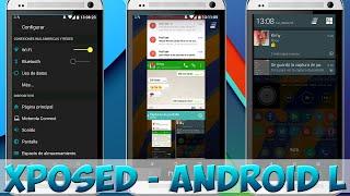 getlinkyoutube.com-Interfaz Android 5.0 lollipop en cualquier Android con Xposed – AndroidStudios