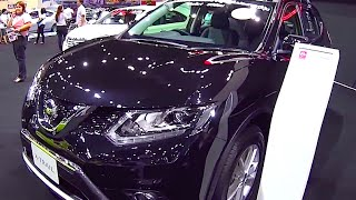 getlinkyoutube.com-2016, 2017 Nissan XTRAIL (X-TRAIL), Nissan Qashqai video review""