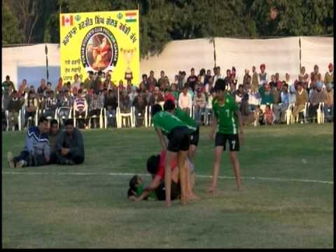 Maharaja Ranjit Singh Kabaddi Gold Cup Killa Philaur 2013 Part 7