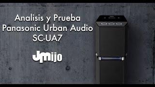 getlinkyoutube.com-Prueba y Análisis Panasonic SC-UA7