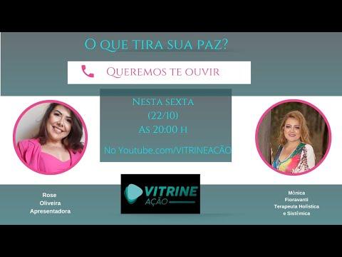 Vitrine ao Vivo T3C37 #inscreva-se