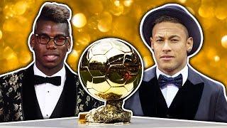 getlinkyoutube.com-Top 10 Future Ballon D'or Winners   Neymar, Pogba & Dybala!