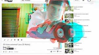 getlinkyoutube.com-3D Video Extreme SPARKS!!! (4K)