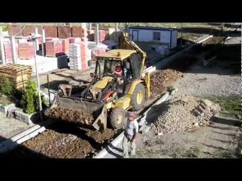 Lucrari de excavatii fundatii constructii drumuri amenajari terasamente Cluj - 0720546006