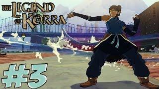 getlinkyoutube.com-Avatar: The Legend Of Korra Game Walkthrough Part 3