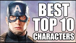 Top 10 Best Characters | Marvel: Contest of Champions