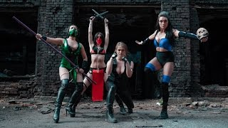 Promo Mortal Kombat party, XXXX night club