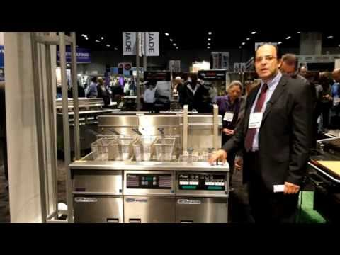 Pitco Solstice Supreme Fryer Demonstration Arabic Version mp4 on Vimeo