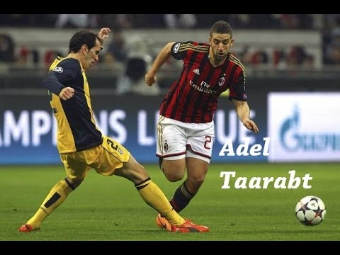 Adel Taarabt - 7 Amazing Goals and Dribble Skills | 2013/14 HD