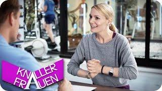 getlinkyoutube.com-Fitnessclub - Knallerfrauen mit Martina Hill