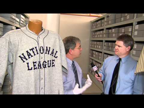 Baseball Hall of Fame - All Star Game Part 1-Combing the Collection