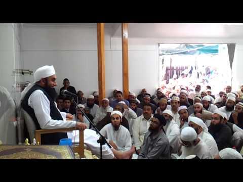 Maulana Tariq Jameel Sb bayan at Masjid e Ayesha Manurewa Auckland NZ - 16-12-2012 - Part 3