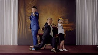 getlinkyoutube.com-PSY - DADDY(feat. CL of 2NE1) M/V