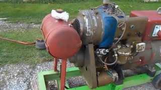 getlinkyoutube.com-diesel generator  Slavia 1D80.