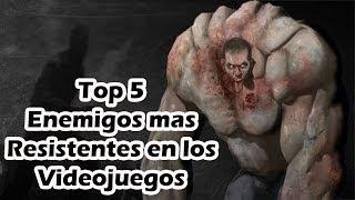 getlinkyoutube.com-Top 5 Enemigos Mas Dificiles de los Videojuegos