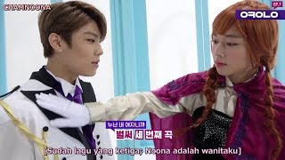 [INDO SUB] Okay Wanna One (오케워너원) Ep. 7 - Welcome to Wanna One's Winter Kingdom! (어서와요, 워너원 겨울왕국에!)