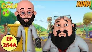 Motu Patlu Cartoon in Hindi | Kids Cartoons | The Scientist Motu Patlu | Funny Cartoon Video width=