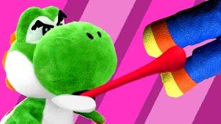 getlinkyoutube.com-Yoshi Eats His Friends